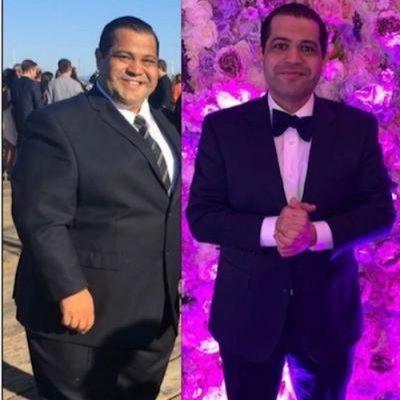 rash Markazi On His Journey To Losing 130 Lbs