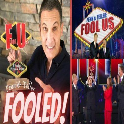 40 Penn And Teller Fool Us Tony Clark